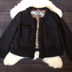 J. Crew lined wool blazer 💕